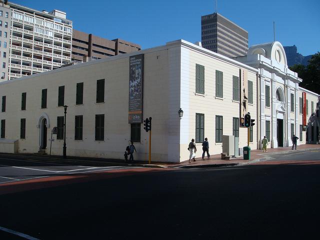 Iziko Slave Lodge